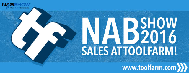 Red Giant One Day Sale Tuesday April 12th, NAB Sales List - Current