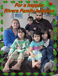 Rivera Family holidays