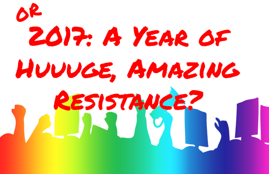 year of resistance