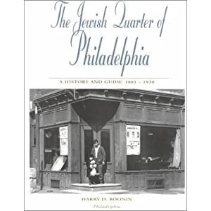 The Jewish Quarter of Philadelphia
