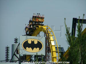 BATMAN:The Ride