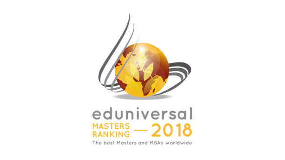 Eduniversal master's ranking 2018 - the best master's and MBAs worldwide