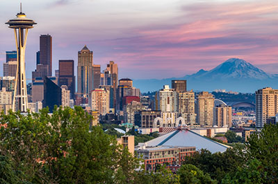 Seattle, Washington skyline