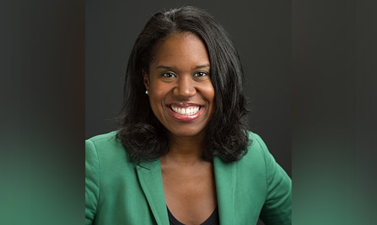 A professional headshot of Quinetta Roberson, John A. Hannah distinguished Professor, Broad College Department of Management and College of Social Science Department of Psychology