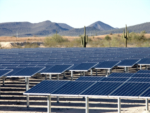 Pheonix Solar Plant