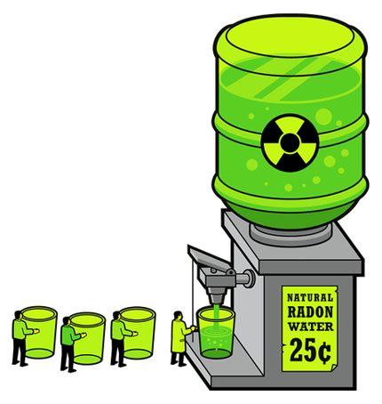 Radon Water