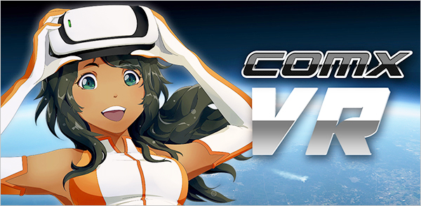 ComX VR presents Comics and Manga in Virtual Reality
