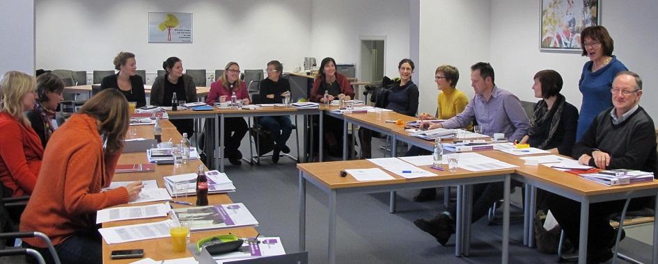 Referentiepersonen EVV tijdens opleiding Zicht op Evenwicht