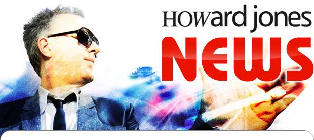 Howard Jones Newsletter