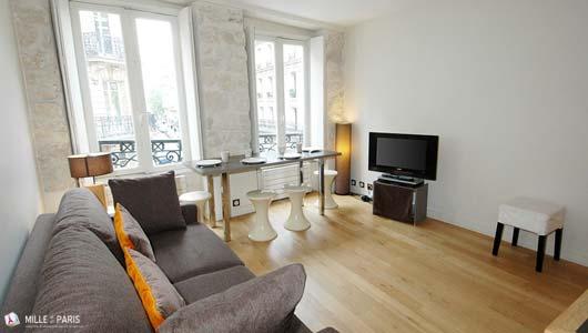 Appartement Rue Saint-Denis VI, Paris 2ème