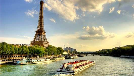 City Tour de Paris et Croisière sur la Seine (en bus)