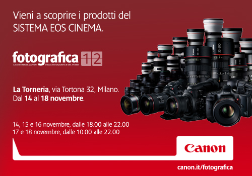 Canon Fotografica 12