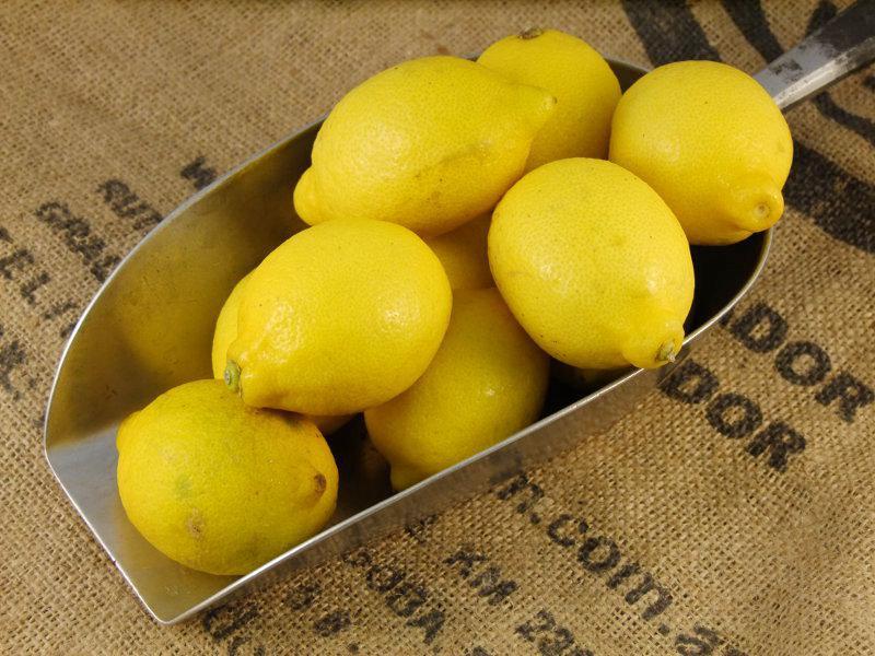 Buy organic lemons from Real Foods