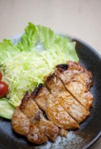 Filet de porc au miso