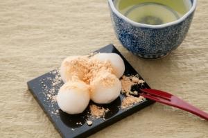 Recette du Tofu shiratama dango