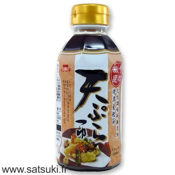sauce tempura