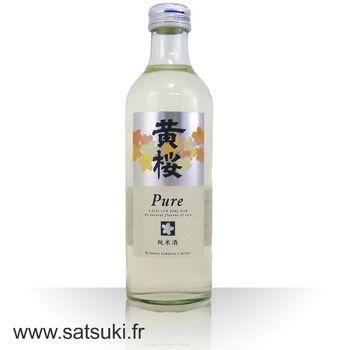 Sake Kizakura Pure