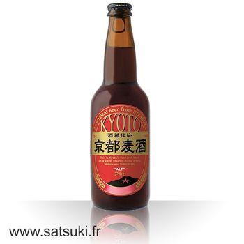 Bière japonaise Alt