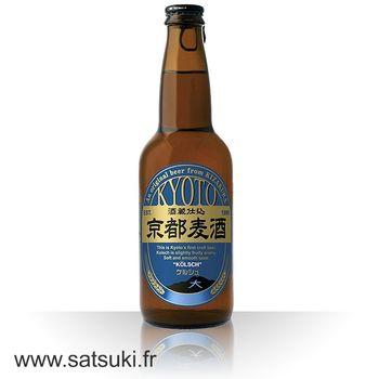 Bière japonaise Kolsch