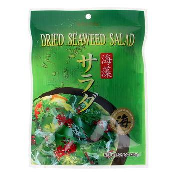 salade de 5 algues