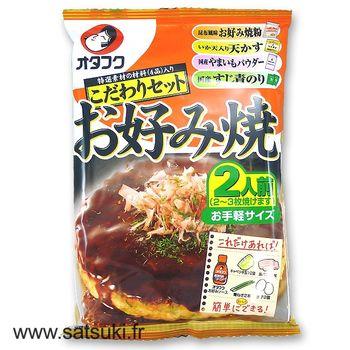 Kit pour okonomiyaki