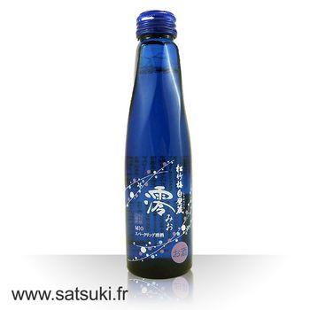 Saké pétillant Mio 150ml
