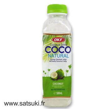 Jus de coco