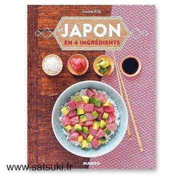 Livre cuisine Japon