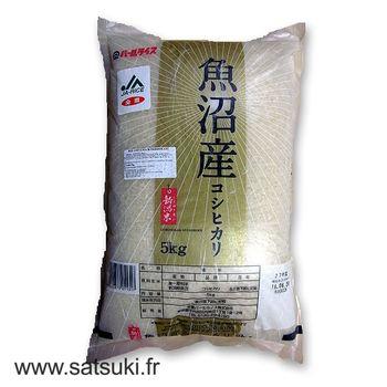 Riz Koshihikari 5kg