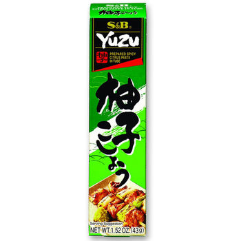 Yuzu koshi en tube
