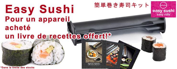 Promotion Easy-Sushi