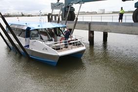 Ferry Launch