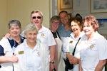 SusanDuncan & Pitt Rotarians
