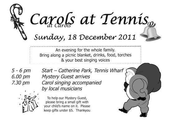 Carols@Tennis