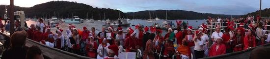 Floating Choir