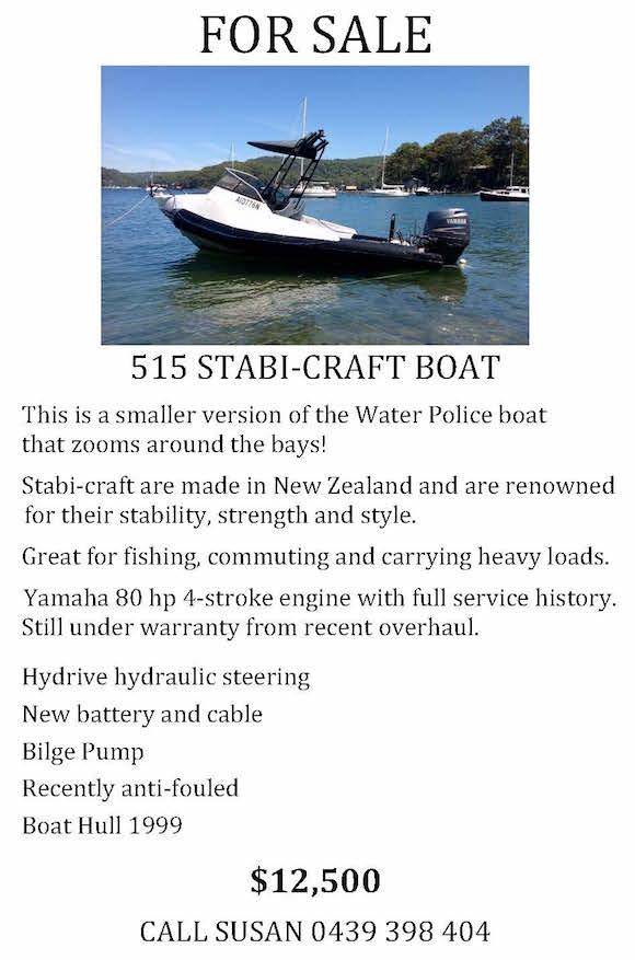 boat ad