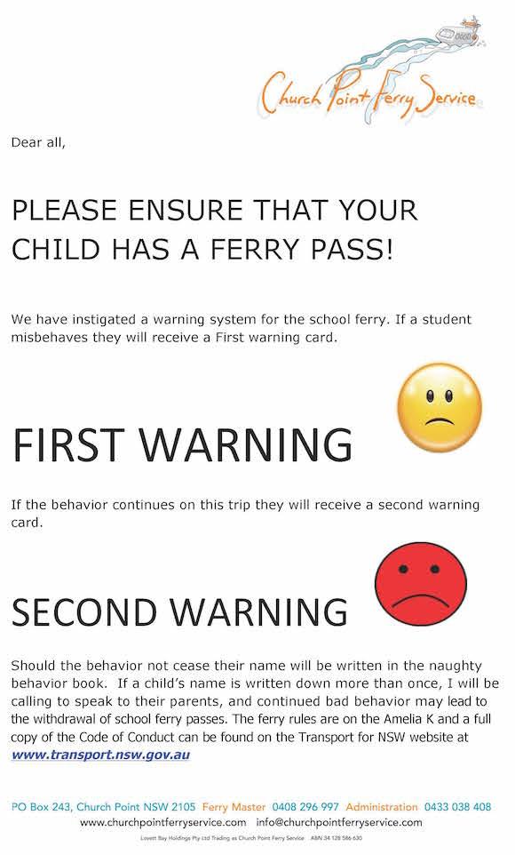 Ferry Pass