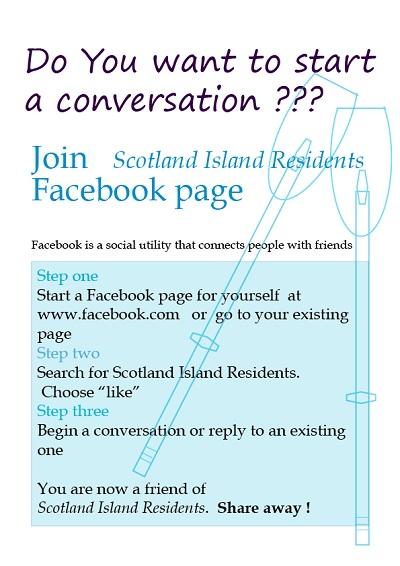 Scotland Island Residents Facebook