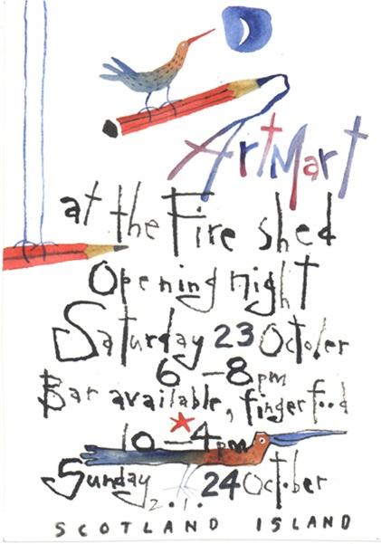 Artmart Poster