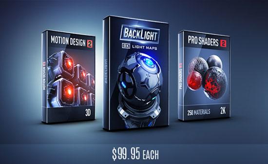 Order Video Copilot BackLight Pack Online