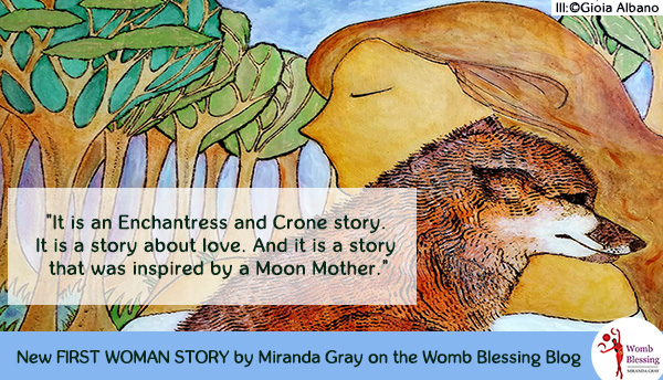 31st January - Worldwide Womb Blessing: the first step in